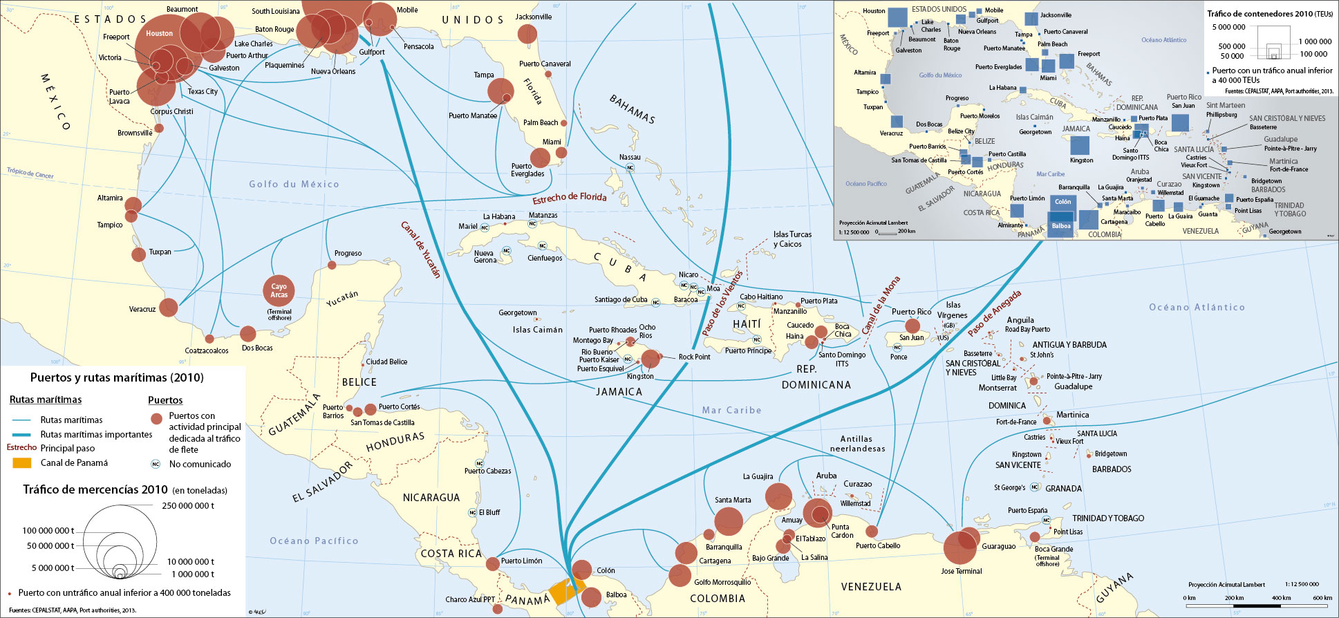 Atlas Caribe