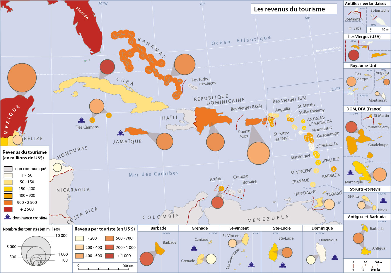 iles-des-antilles-tourisme