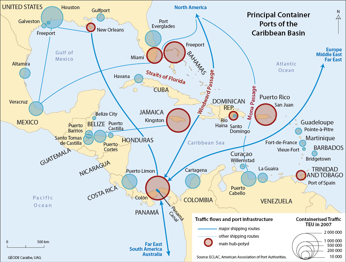 caribbean basin initiative The caribbean basin initiative (cbi) and related programs encompass several  trade and aid initiatives, most notably those enacted by the caribbean basin.